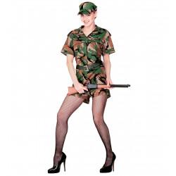 Costume Militaire GI Jane...