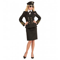 Costume Officier Naval...