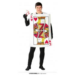 Costume Roi de coeur vendu...