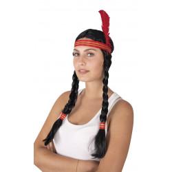 Perruque Indienne Cheyenne
