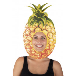 Coiffe Ananas