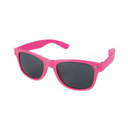 Lunettes Ray rose fluo