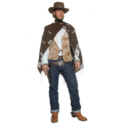 Costume Cow boy La brute...