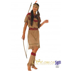 Costume Indienne / Sioux...