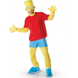 Costume Bart Simpsons vendu...