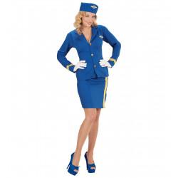 Costume Costume Hôtesse de...