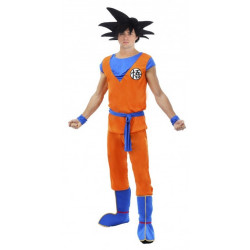 Costume Sangoku Dragon Ball Z