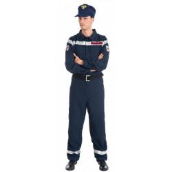 Costume Pompier vendu entre...