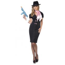 Costume Gangster Femme