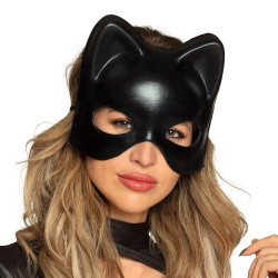 demi masque chat