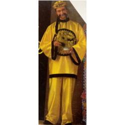 Costume Mandarin jaune...