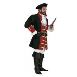Costume Capitaine des...