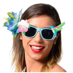 lunettes hibiscus