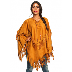 Costume Poncho Mexicain...