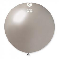 Ballon Argent GM diamètre...