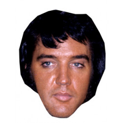 Masque Elvis Presley