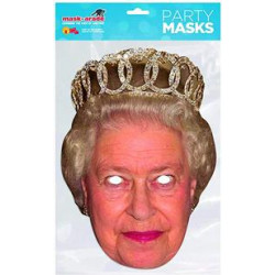 Masque Queen Elisabeth