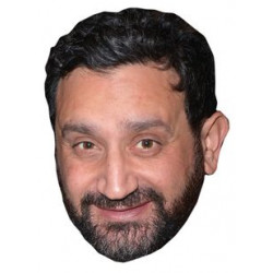 Masque Cyril Hanouna