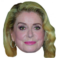 Masque Catherine DENEUVE
