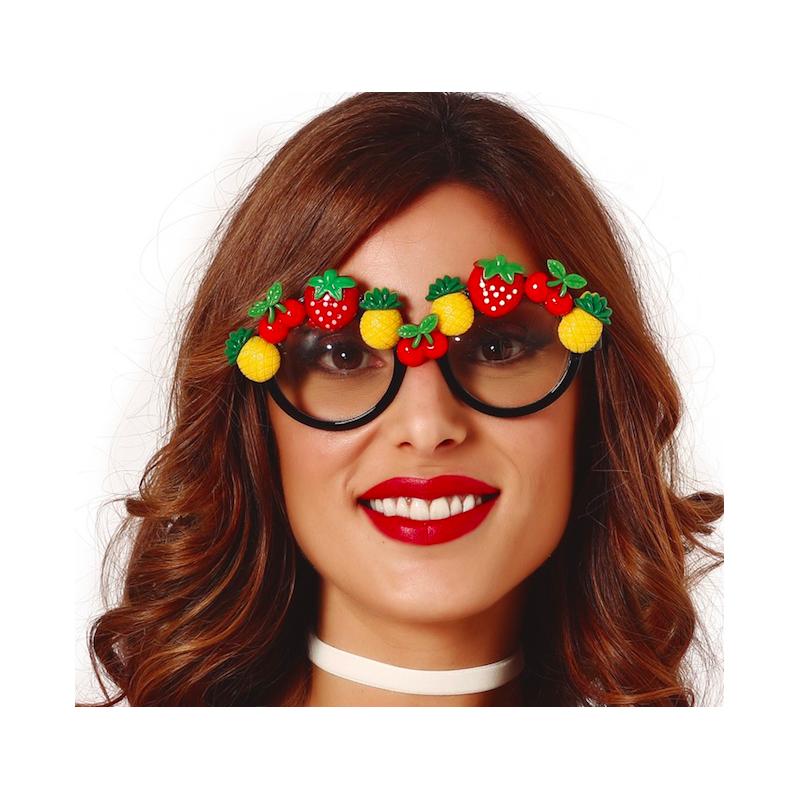 lunettes fruits