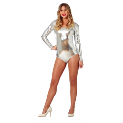 body manches longues argent