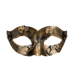 Loup / Masque Steampunk