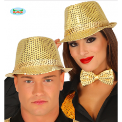 Chapeau disco or